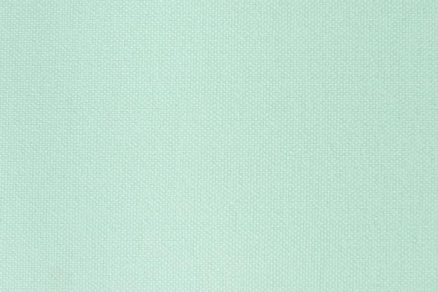 Texture de tissu tissé turquoise