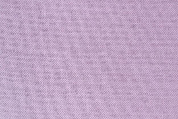 Texture de tissu tissé violet