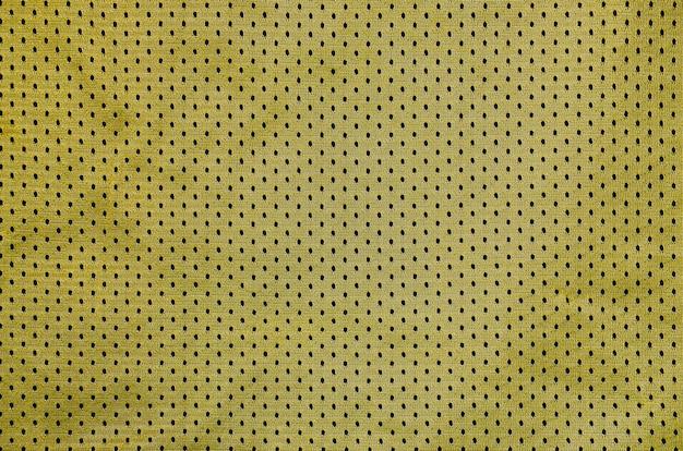 Texture de tissu de vêtements de sport