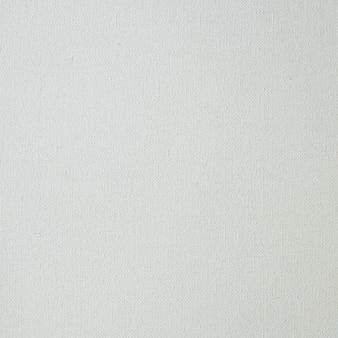 Texture de la toile de couleur blanche pour le fond