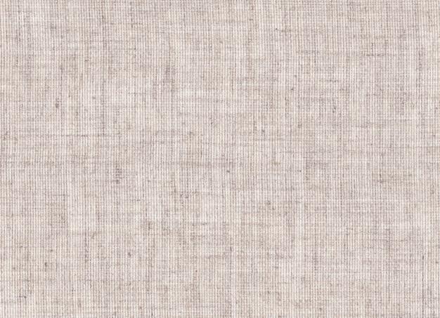 Texture de toile grise