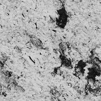 Texture transparente abstraite en marbre noir et blanc.