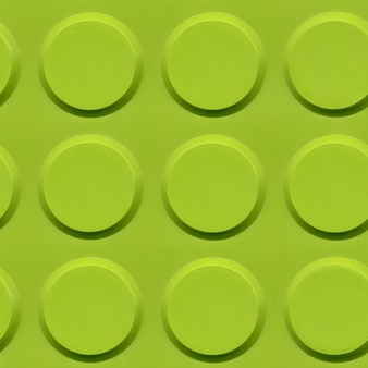 Texture transparente de linoléum vert jaune à carreler utile comme arrière-plan
