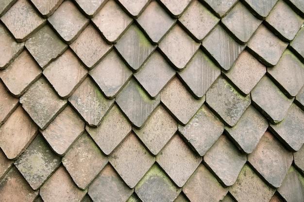 Texture de tuile ancienne