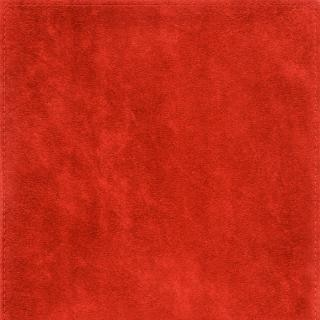 Texture velours rouge