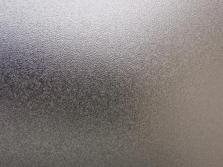 Texture de verre fragile