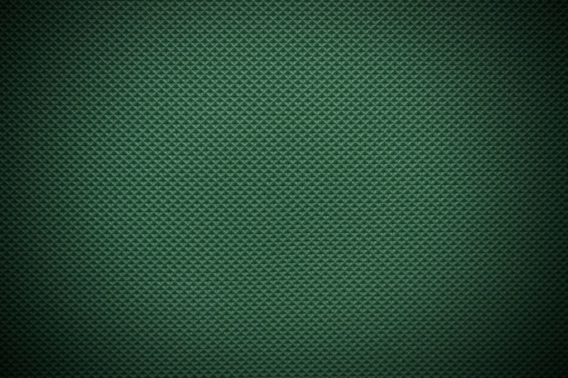 Texture verte avec vignettage