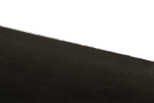 Texture de vêtements en tissu déchiré