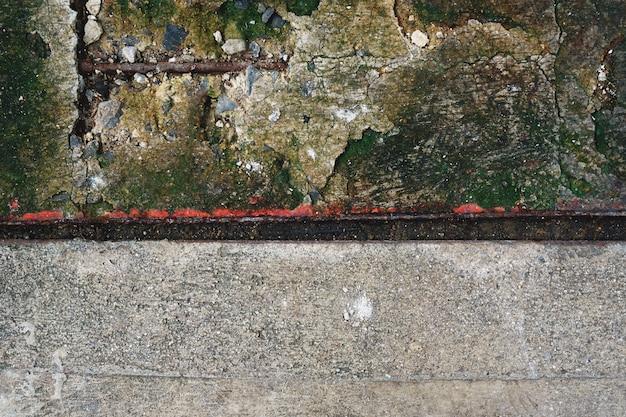 Texture de la vieille rouille