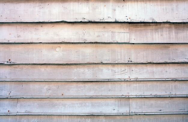 Texture de vieux bois peint en blanc utilisé comme fond naturel