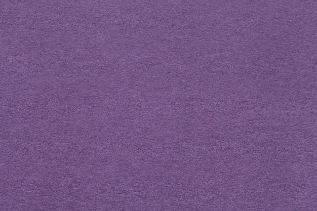 Texture de vieux closeup papier violet foncé