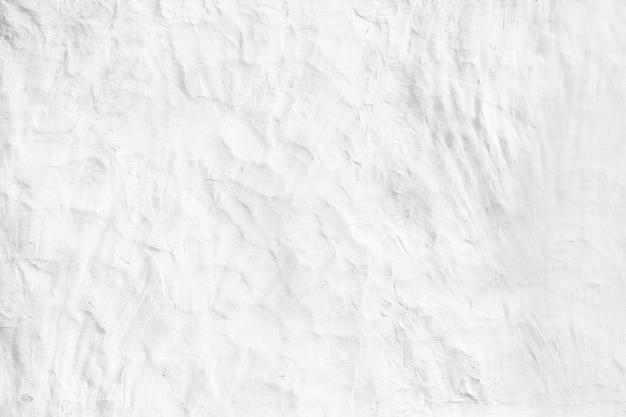 Texture de vieux mur de béton blanc pour le fond