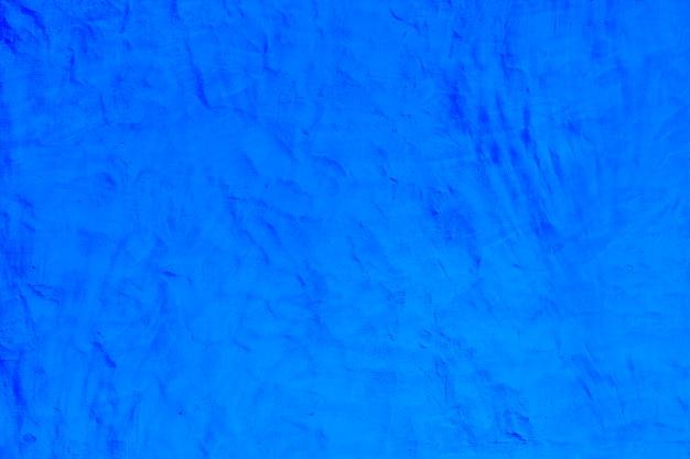 Texture de vieux mur de béton bleu pour le fond