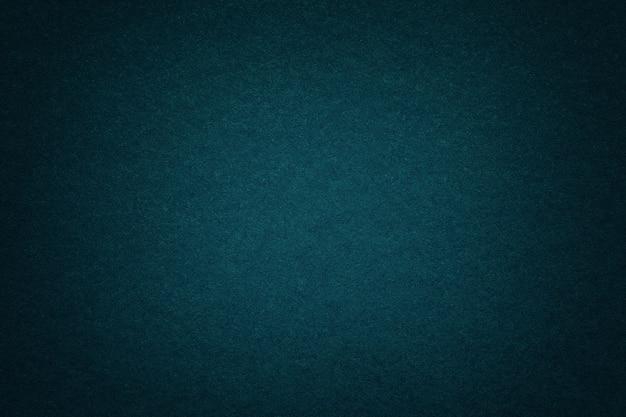 Texture de vieux papier bleu foncé