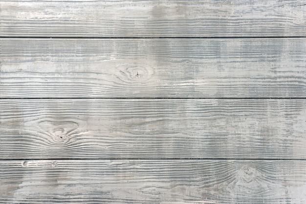 Texture des vieux planches peintes close-up.