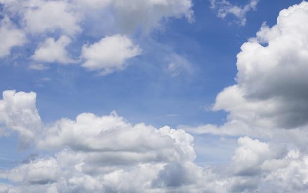 Texture vintage nuage et ciel