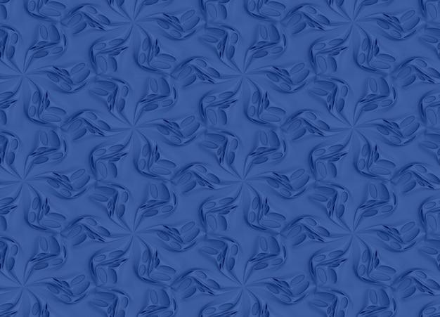Texture volumétrique abstraite