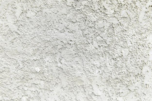 Textures de béton blanc