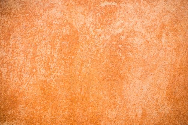 Textures de béton orange