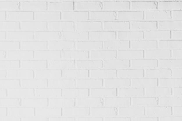 Textures de briques blanches