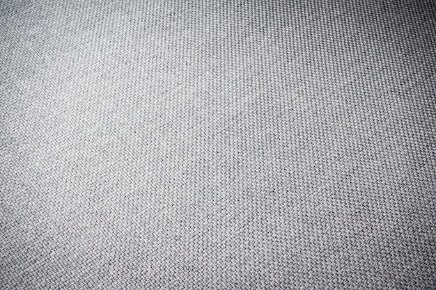 Textures de coton gris