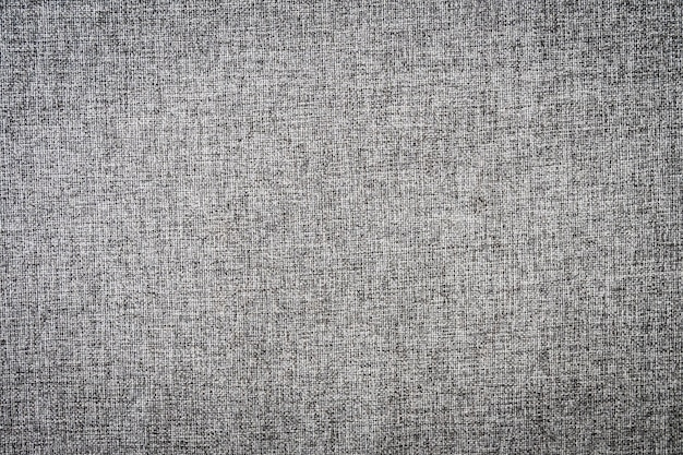 Textures de lin coton gris abstraites