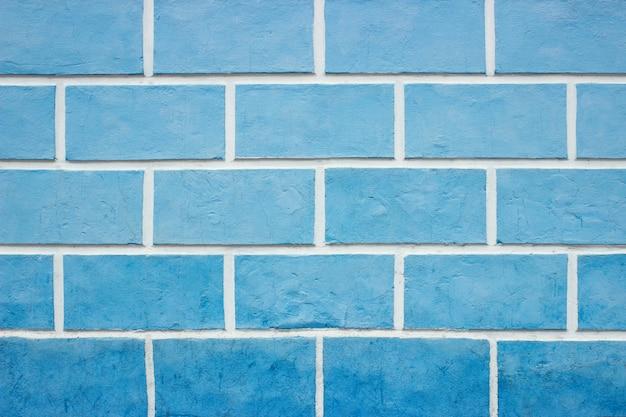 Textures sur le mur bleu,