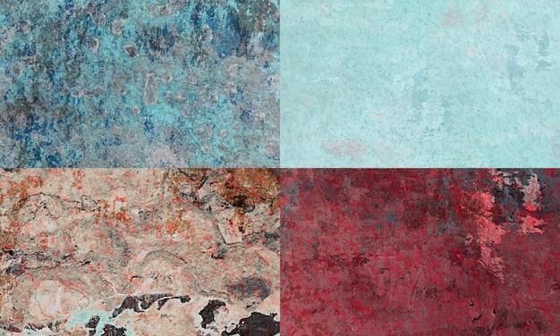 Textures de mur grunge