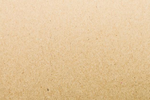 Textures de papier brun