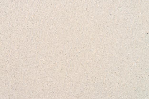 Textures de sable