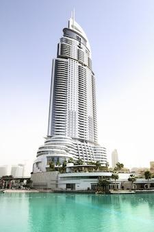 The address hotel dans le centre-ville de dubaï