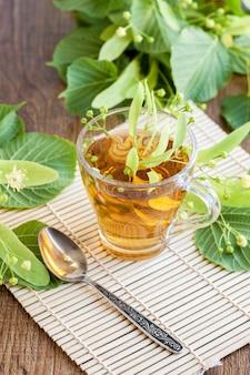 Thé aux fleurs de citron vert
