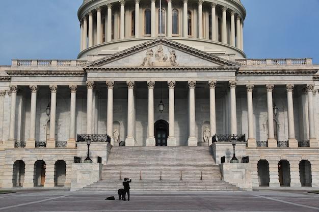 The capitol à washington, états-unis