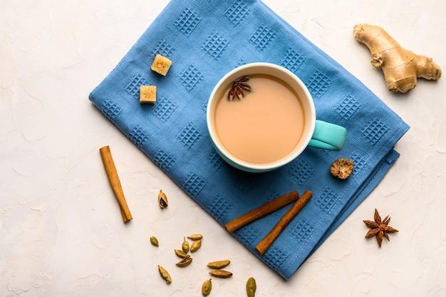 Thé masala chai