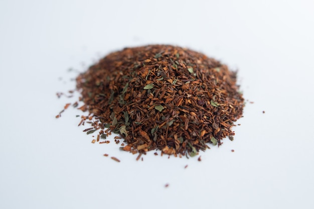 Thé rooibos bouchent