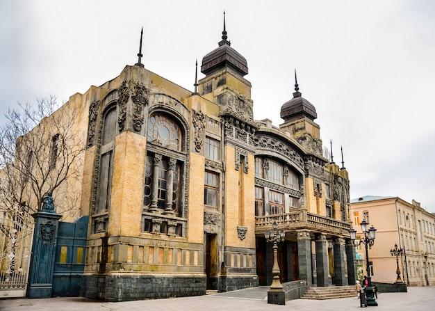 Théâtre académique d'opéra et de ballet d'azerbaïdjan à bakou