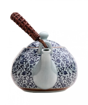 Théière traditionnelle chinoise