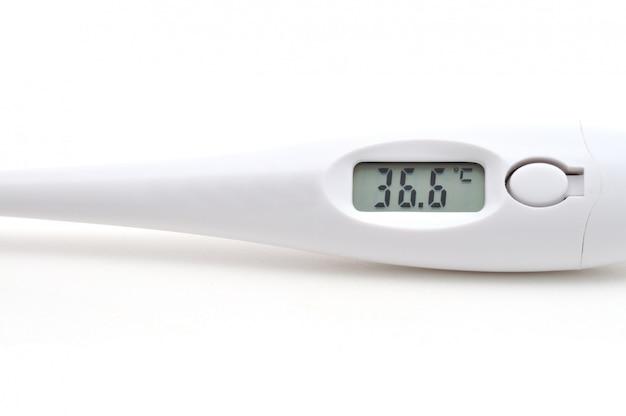 Thermomètre numérique (isolé)