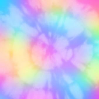 Tie dye fond coloré aquarelle peinture fond