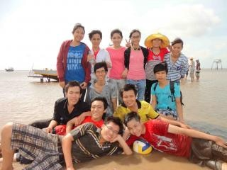 Tien giang plage