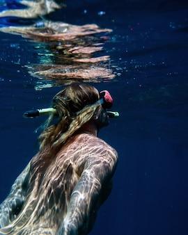 Tir sous l'eau