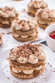 Tiramisu, dessert italien savoureux