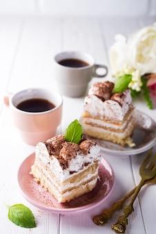 Tiramisu, dessert italien traditionnel