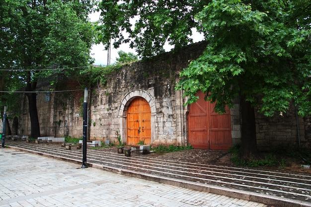 Tirana est la capitale de l'albanie