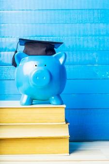Tirelire diplôme d'études collégiales