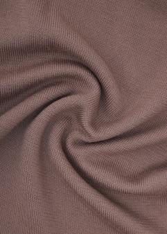 Tissu acrylique en laine. texture de pull en laine tricotée