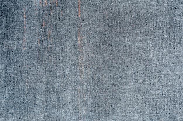 Tissu bleu indigo