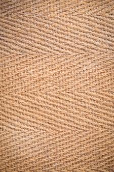 Tissu à chevrons marron