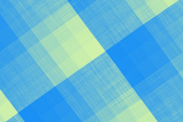 Tissu de couleur coton texture dans une cage. abstraction de surface