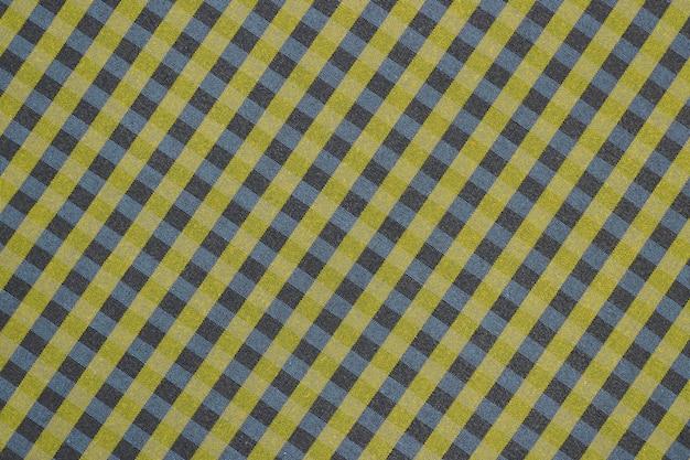 Tissu de couleur coton texturé. matériel textile d'usine d'abstraction de fond se bouchent. pour la confection